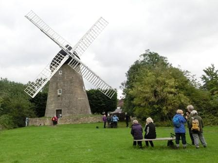 A windmill near Haversham