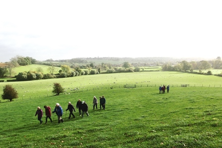 Harpole Walk October 2017