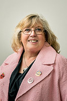 Yvonne Price - Chair of Training & Development Committee