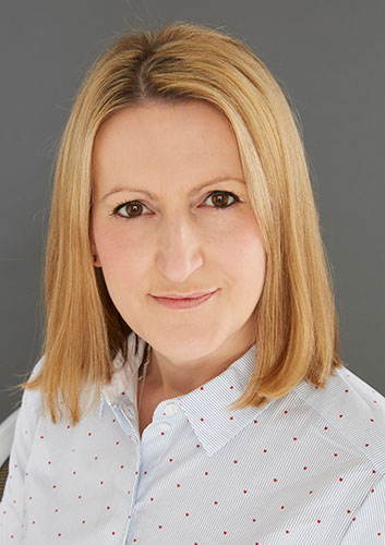 Melissa Green - General Secretary