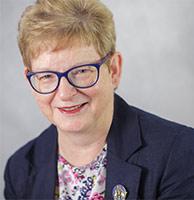 Catriona Adams - NFWI Chair of WIE Board