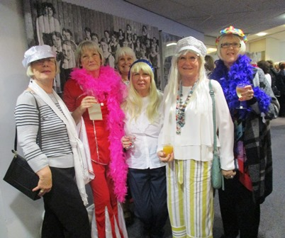 Members of Wootton WI