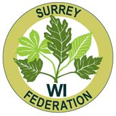 Surrey Federation badge