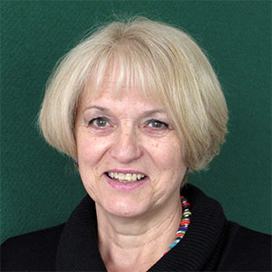 Janice Whiteford, Yorkshire North East Federation Chairman