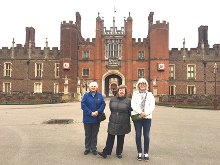 Hampton Court Palace and Royal School of Needlework