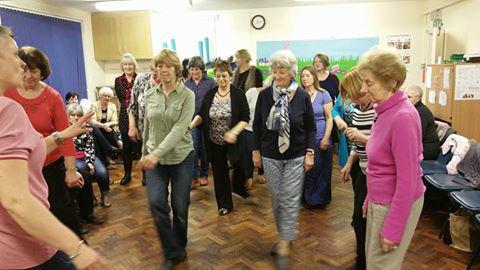 Northern Soul dancing