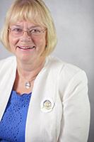 Julia Roberts - NFWI Honorary Treasurer and Chair of the Finance Committee