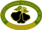 Worcestershire Federation badge