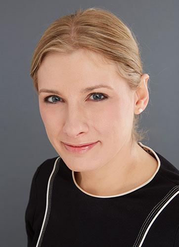 Joanna Rayner - Head of Membership and Engagement