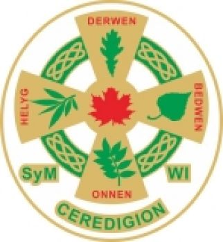 Ceredigion Federation badge