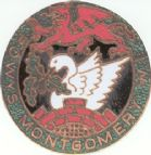Powys Montgomery Federation badge