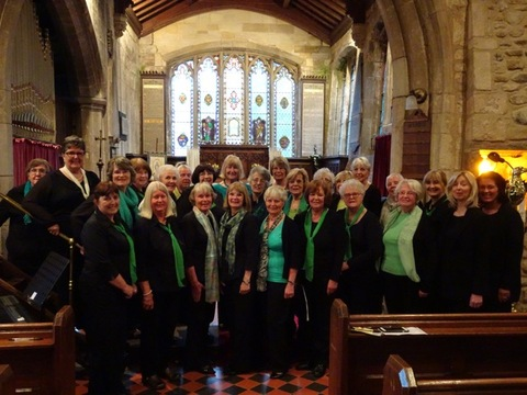 Choir at Burstwick
