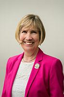 Sally Kingman - Chair of Specialist Activities Committee