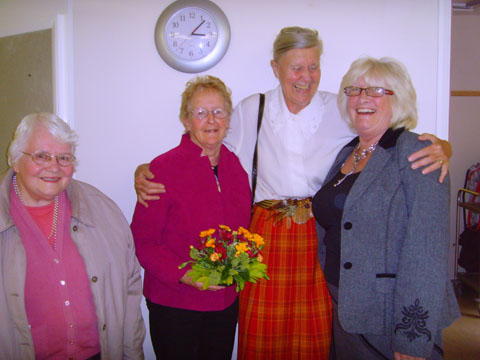 Members of Boddington WI