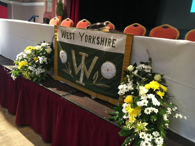 West Yorkshire display