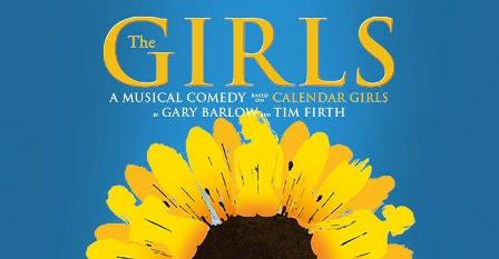 17,97 Programme of The Girls